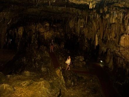 Δρογκαράτη σπηλιά - Drogarati cave