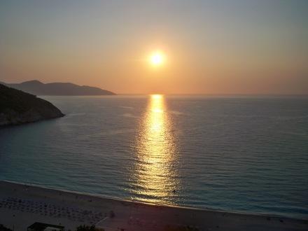 Ηλιοβασίλεμα - Sunset in Kefalonia
